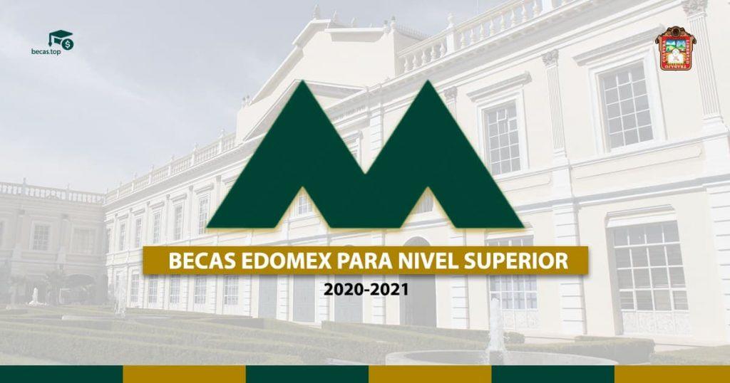 Beca EdoMéx para Nivel Superior