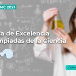 obtén la beca de excelencia olimpiadas de la ciencia